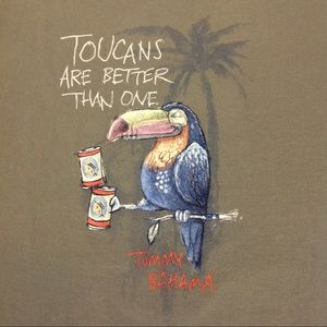 Tommy Bahama Toucans Are Better T Shirt XXL